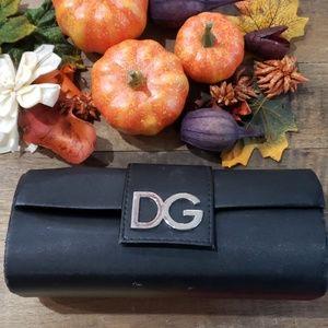 EUC Dolce & Gabbana Leather Sunglass Case